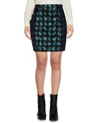 Genny - Mini Skirt - Lyst
