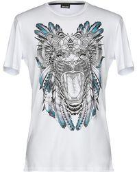 Just Cavalli - T-shirts - Lyst