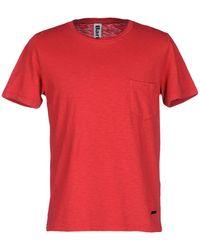 Bark T-shirt - Red