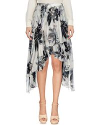 Keepsake - Knee Length Skirt - Lyst