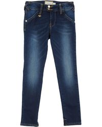 Met - Denim Pants - Lyst