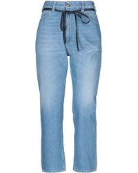 The Seafarer - Denim Trousers - Lyst