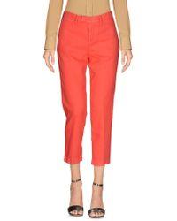 Haikure - 3/4-length Trousers - Lyst
