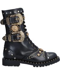 Fausto Puglisi - Ankle Boots - Lyst
