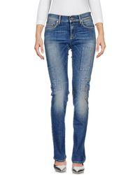 Versace Jeans - Denim Pants - Lyst