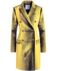 Moschino - Coats - Lyst