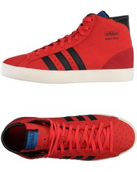 8efe87bdf3f9 Lyst - Adidas Originals High-tops & Sneakers in Gray for Men