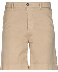 TRUE NYC - Bermuda Shorts - Lyst