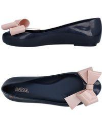 Melissa - Ballet Flats - Lyst