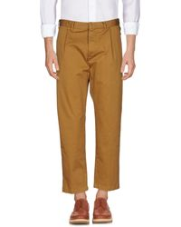 AT.P.CO - Casual Pants - Lyst