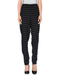 CoSTUME NATIONAL - Casual Pants - Lyst