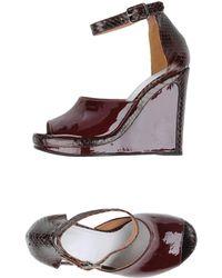 Maison Margiela - Sandals - Lyst