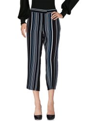 Toupy - 3/4-length Trousers - Lyst