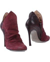 Malloni - Shoe Boots - Lyst