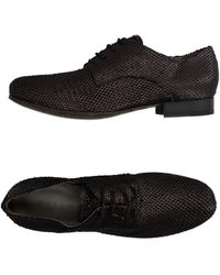 Malloni - Lace-up Shoes - Lyst