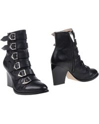 Atalanta Weller - Ankle Boots - Lyst