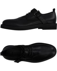 Ann Demeulemeester - Lace-up Shoes - Lyst