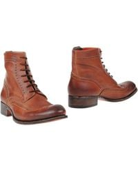 Rodolphe Menudier | Ankle Boots | Lyst