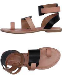 Ichi - Thong Sandal - Lyst