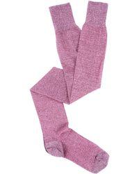 Missoni - Over The Knee Sock - Lyst