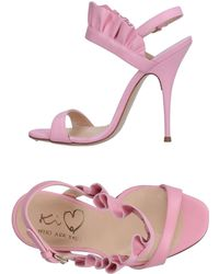 Ki6? Who Are You? - Sandals - Lyst