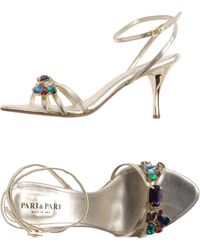 Pari & Pari - Sandals - Lyst