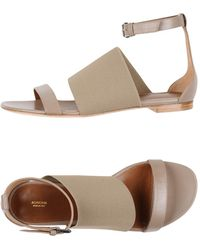 Agnona - Sandals - Lyst