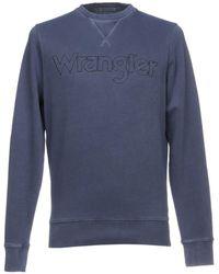 Wrangler - Sweatshirts - Lyst