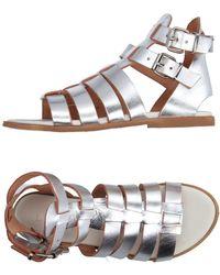 Lea-Gu - Sandals - Lyst