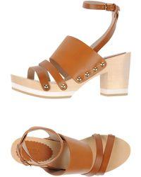 Furla - Sandals - Lyst