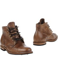 Viberg - Ankle Boots - Lyst