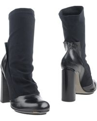 Malloni | Ankle Boots | Lyst