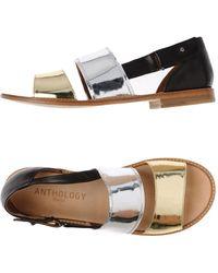 Anthology - Sandals - Lyst