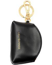 Lulu Guinness - Key Ring - Lyst