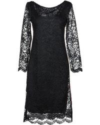 Soallure - Knee-length Dress - Lyst