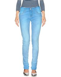 MNML Couture - Denim Trousers - Lyst