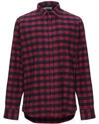 Aglini Shirt - Red