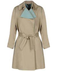Tonello - Overcoat - Lyst