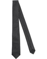Versace Cravate - Noir