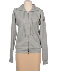 Scee By Twin-set - Hooded Sweatshirt - Lyst