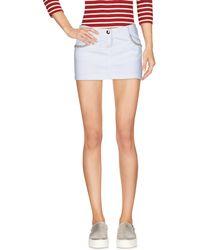 Betty Blue | Denim Skirt | Lyst