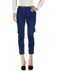 Miss Miss By Valentina - Casual Pants - Lyst