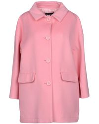 Boutique Moschino - Coats - Lyst