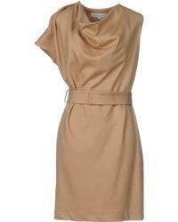 Aa De Amaya Arzuaga - Short Dress - Lyst