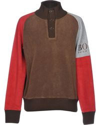 BOSS Green - Sweatshirts - Lyst