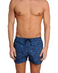 Piombo - Swimming Trunks - Lyst
