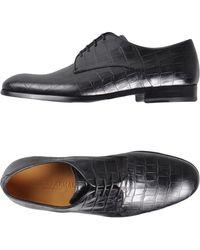 871b76489 Lyst - Men s Giorgio Armani Lace-ups Online Sale
