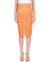 Daizy Shely - Knee Length Skirt - Lyst
