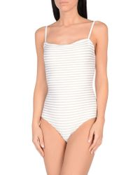 Fisico | One-piece Swimsuit | Lyst