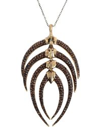 Roberto Cavalli - Necklace - Lyst